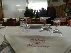 L'osteria Del Monastero