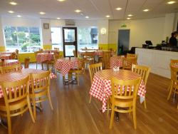 The Dovecote Cafe and Martin's Bistro