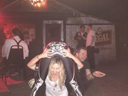 Snake & Jake's Xmas Club Lounge