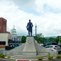General Joseph E. Johnston Sculpture