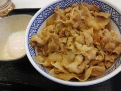 Yoshinoya Higashi-Ginza