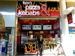 Baha's Pizza and Kebab