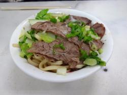 牛老二牛肉麵館