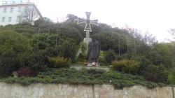 Monument of John Paul II