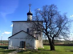 Church of Saints Boris and Gleb in Kideksha