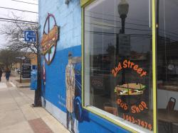 second street sub shop