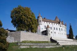 Chateau d'Oron