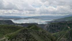 Chirkeyskaya Hydro Power Station
