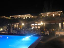 Piscina, bar, terrazza ristorante