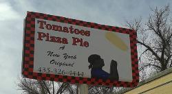 Tomatoes Pizza Pie