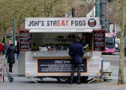 Jon's Streat Food