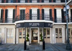 St. James Hotel, an Ascend Hotel Collection Member