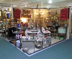 Heritage Square Antique Mall