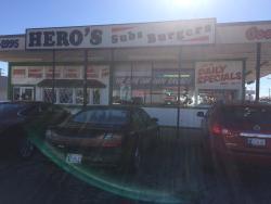 Heros Subs & Burgers