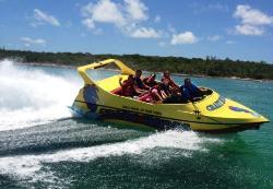 Crazy Horse Bahamas Jet Boat Tours