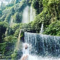 Air Terjun Benang Stokal and Benang Kelambu