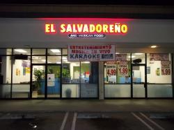 El Salvadoreno