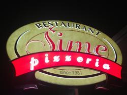 Pizzeria Sime