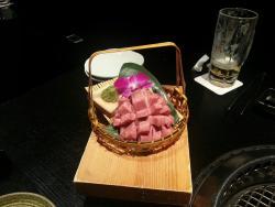 Kuroge Wagyu Ittougiri Datenari Sono-ichi