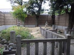 Grave of Murasakishikibu and Ononotakamura