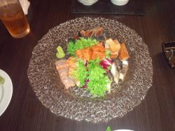Wine & Sushi Dining Tento