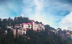 Pride Surya Mountain Resort