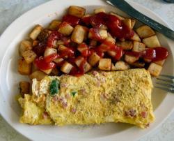 Pan American Pancake & Omelet