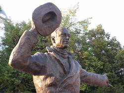 Monument to Yuriy Detochkin