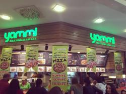 Yammi Makarna Salata Pizza