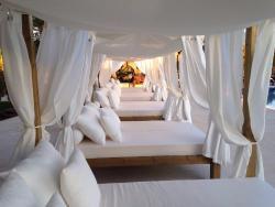 camas de piscina