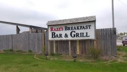 Razz's Breakfast Bar and Grill