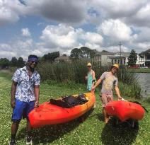 Crescent City Kayak