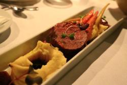 Tongariro Lodge Restaurant