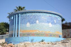 Mosaic Water Tank