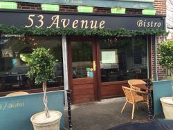 53 Avenue Cafe Bistro