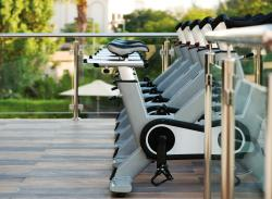 Natural Elements Fitness Centre Balcony View