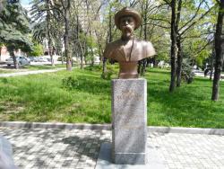 Памятник Косте Хетагурову