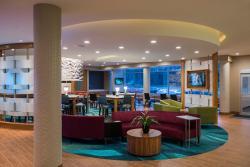 威斯康辛德爾斯春丘套房飯店