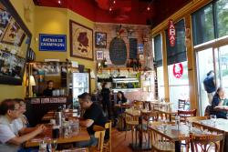 Salade De Fruits Cafe
