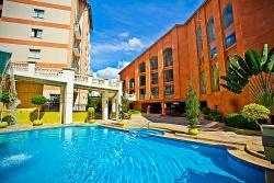 Hotel Giardino Suítes