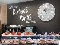 Cafe bar Buenos Aires
