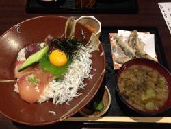 Market Fresh Fish Restaurant Nihonbashi Ika Center
