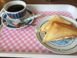 Toyosato Elementary Schoolold Building Cafe