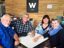 Woolwoths Cafe Waterstone