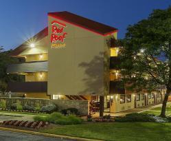 華盛頓奧克森山紅屋頂飯店