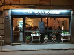 La taula Bohemia