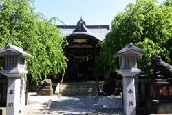 Ushi Tenjin Kitano Shrine