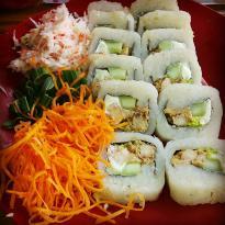 Sun Roll Sushi