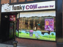 Funky Cow Milkshake Bar