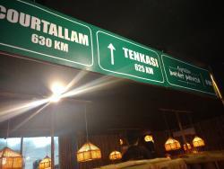 Courtallam Border Parotta